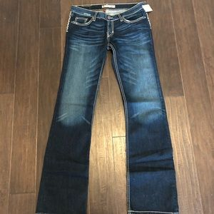 New with tags! BKE Stella Bootcut Jeans